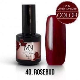 Gel Polish no.40. - Rosebud 12 ml