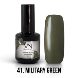 Gel Polish no.41. - Military Green 12 ml