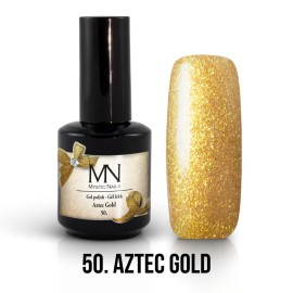 Gel Polish no.50. - Aztec Gold 12 ml