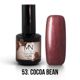 Gel Polish no.53. - Cocoa Bean 12 ml