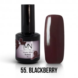 Gel Polish no.55. - Blackberry 12 ml