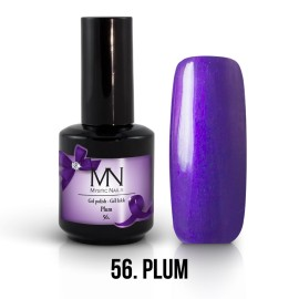 Gel Polish no.56. - Plum 12 ml