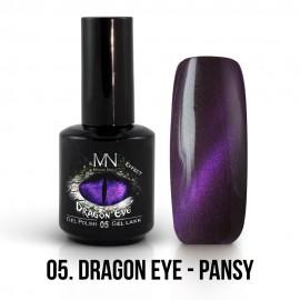 Gel Lak Dragon Eye Effect 05 - Pansy 12ml