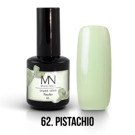 Gel Polish no.62. - Pistachio 12 ml