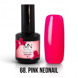 Gel Polish no.68. - Pink NeoNail 12 ml