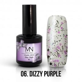 Gel Polish Dizzy no.06. - Dizzy Purple 8 ml