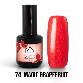 Gel Polish no.74. - Magic Grapefruit 12 ml
