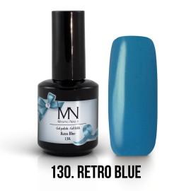Gel Polish 130 - Retro Blue 12ml