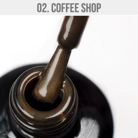 Gel Lak 02 - Coffee Shop 12ml