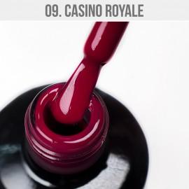 Gel Lak 09. - Casino Royale 12 ml