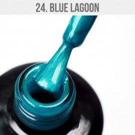 Gel Lak 24. - Blue Lagoon 12 ml
