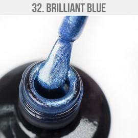 Gel Lak 32. - Brillant Blue 12 ml