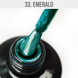 Gel Lak 33. - Emerald 12 ml