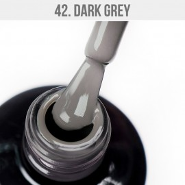 Gel Lak 42. - Dark Grey 12 ml