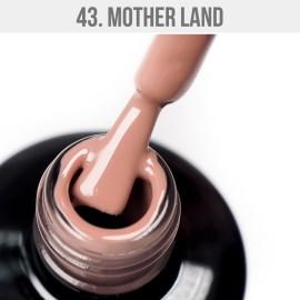 Gel Lak 43. - Mother Land 12 ml