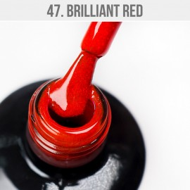 Gel Lak 47. - Brilliant Red 12 ml