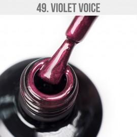 Gel Lak 49. - Violet Voice 12 ml