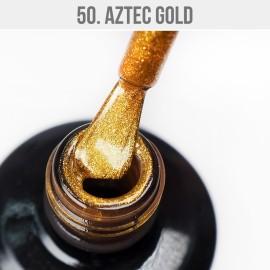Gel Lak 50. - Aztec Gold 12 ml