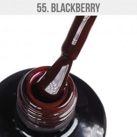 Gel Lak 55. - Blackberry 12 ml