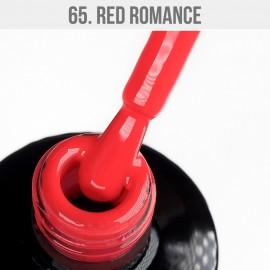 Gel Lak 65. - Red Romance 12 ml