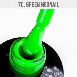 Gel Lak 70. - Green NeoNail 12 ml