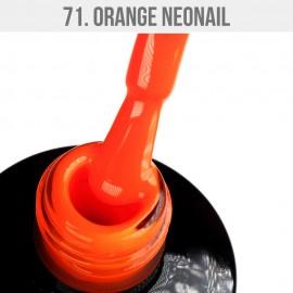 Gel Lak 71. - Orange NeoNail 12 ml