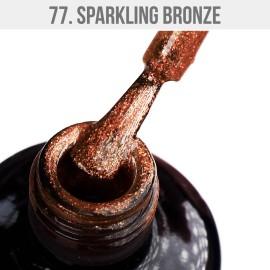 Gel Lak 77. - Sparkling Bronze 12 ml