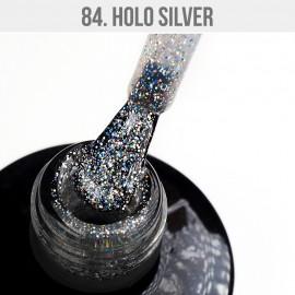 Gel Lak 84. - Holo Silver 12 ml