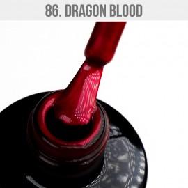 Gel Lak 86. - Dragon Blood 12 ml