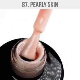 Gel Lak 87. -  Pearly Skin 12 ml