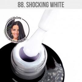Gel Lak 88. -  Shocking White 12ml