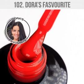 Gel Lak 102 - Dora's Favorite 12ml
