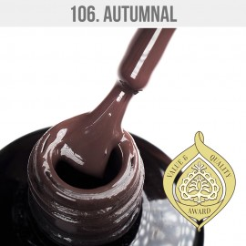 Gel Lak 106 - Autumnal 12ml