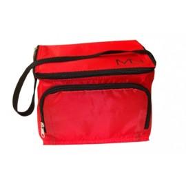 Hladnjak torba sa logotipom MN - crvena