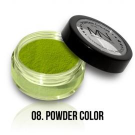 Akrilni prah u boji - 08 - 8 ml