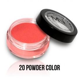 Akrilni prah u boji - 20 - 8 ml