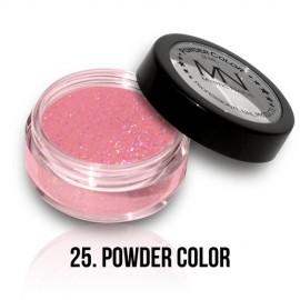 Akrilni prah u boji - 25 - 8 ml
