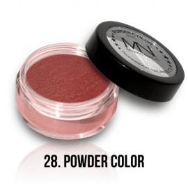 Akrilni prah u boji - 28 - 8 ml