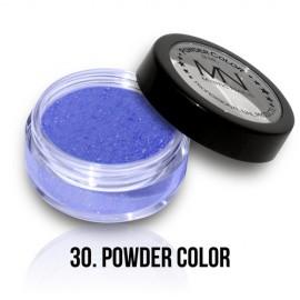 Akrilni prah u boji - 30 - 8 ml