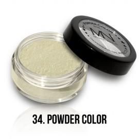 Akrilni prah u boji - 34 - 8 ml