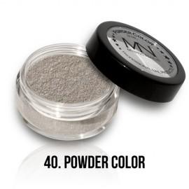 Akrilni prah u boji - 40 - 8 ml