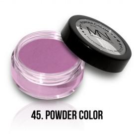 Akrilni prah u boji - 45 - 8 ml