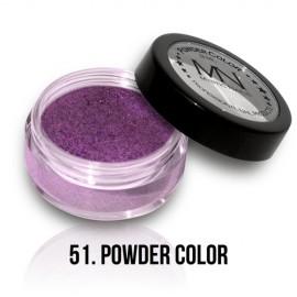 Akrilni prah u boji - 51 - 8 ml