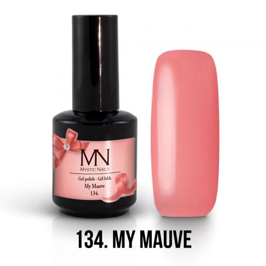 Gel Polish 134 - My Mauve 12ml
