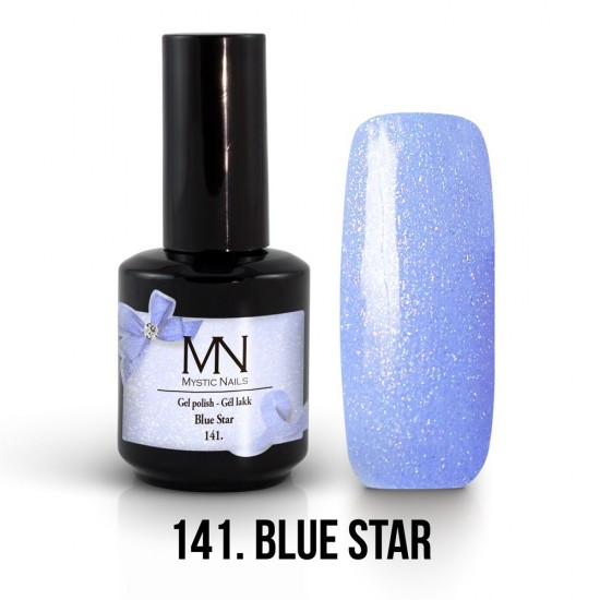 Gel Polish 141 - Blue Star 12 ml