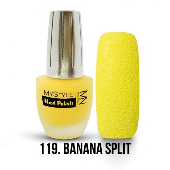MyStyle - no.119. - Banana Split - 15 ml