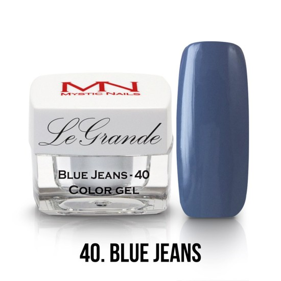 LeGrande Color Gel - no.40. - Blue Jeans - 4g