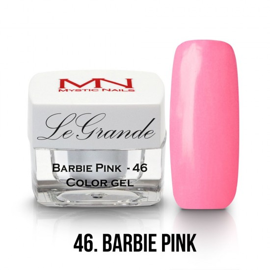 LeGrande Color Gel - no.46. - Barbie Pink - 4g