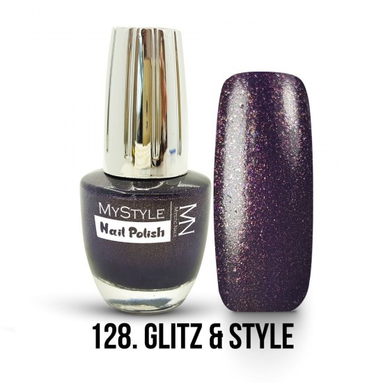 MyStyle - no. 128. - Glitz & Style - 15ml