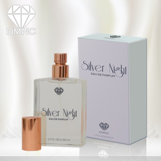 SILVER NIGHT eau de parfum for women, 50 ml